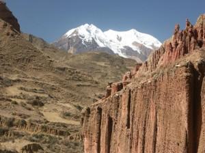 Hausberg von La Paz