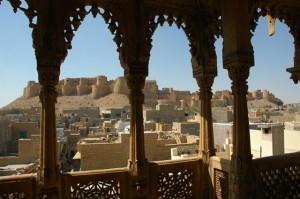Rundreise Jaisalmer Fort
