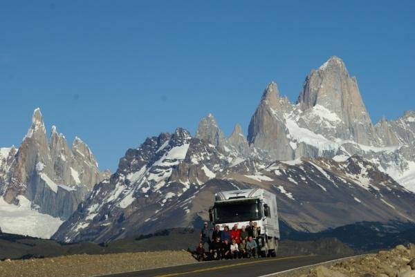 Patagonien Rundreise
