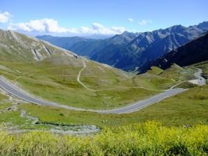 Singlereise mit Motorrad