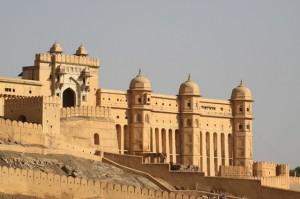 Singlereisen Amber Fort Jaipur