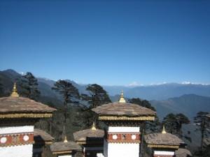 Bhutan Wandern