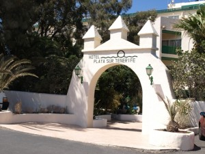 Hotel Playa Sur auf Teneriffa