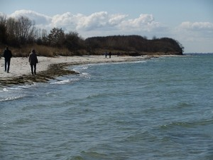 Ostsee-Strand Wismar