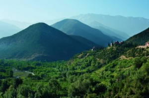 Exklusive Marokko Reise - Atlas Gebirge