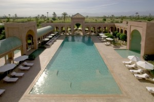 Luxushotel in Marrakesch - Amanjena