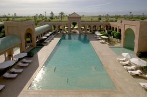 Luxushotel in Marrakesch - Amanjena