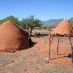 Namibia Reise - Himba Dorf