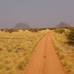 Namibia Reise - on the road