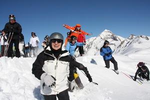Skiurlaub Österreich Skikurs