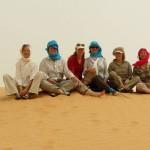 Singlereise mit Yoga & Kamel-Trekking nach Tunesien