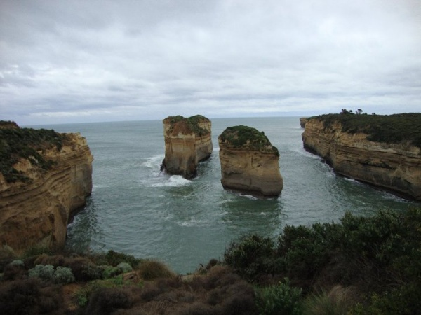 12 Apostel an Great Ocean Road