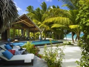 Beach Villa Shangri La