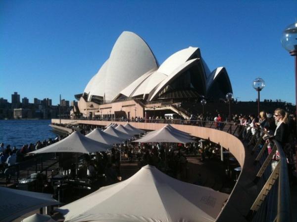 Praktikum Sydney