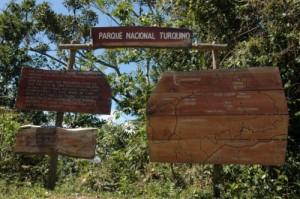Kuba Urlaub, Wegweiser und Karte Parque Nacional Turquino