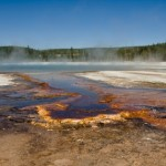 NATURSCHAUSPIEL YELLOWSTONE NATIONALPARK