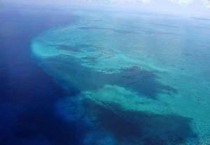 Banco Chinchorro, Mexikos Atoll vor der Costa Maya