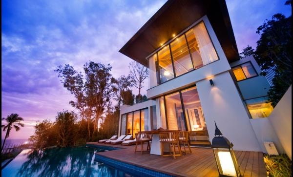 hotelneuer ffnung in thailand das luxushotel conrad koh. Black Bedroom Furniture Sets. Home Design Ideas