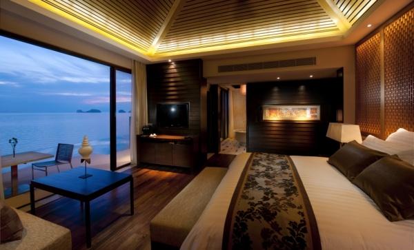 Hotelneuer ffnung in thailand das luxushotel conrad koh for Design hotel koh samui