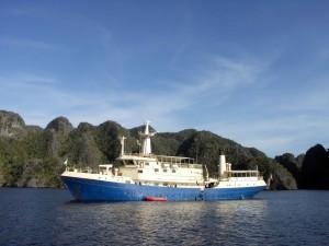 Palawan Inselkreuzfahrt