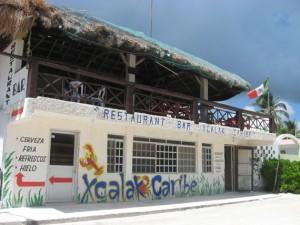 Restaurant Xcalak Caribe