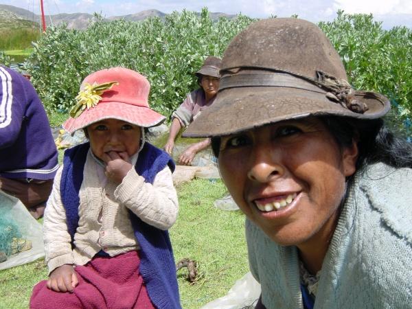 Bevölkerung Bolivien
