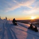 Singlereise zu Weihnachten nach Lappland Schweden
