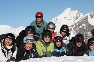 Skigruppe Familienreise ins Zillertal