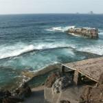 In El Hierro am Meer