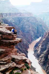 Der Grand Canyon im Westen der USA ist eines der großen Naturwunder der Erde.