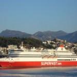 Mit der Fähre oder dem Schiff nach Griechenland
