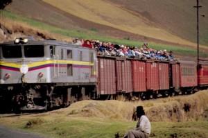 Zugfahrt Teufelsnase Ecuador