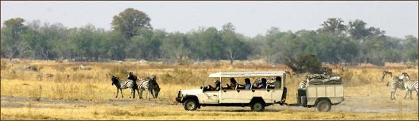 Rundreisen & Camping Touren in Sambia und Botswana