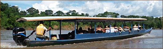 Peru Rundreise mit Bootsfahrt im Regenwald
