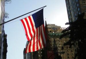An der 5th Avenue in Manhattan - New York City