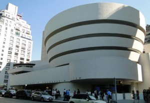 Guggenheim Museum am Central Park in New York