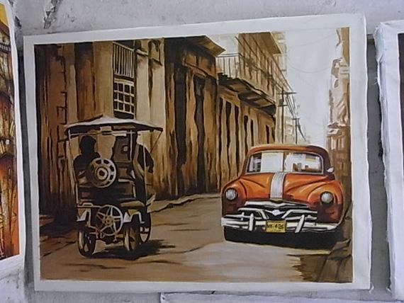Spanisch-kubanische Malerei
