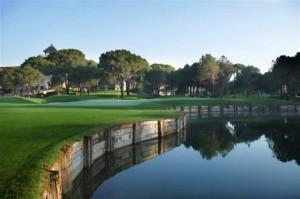 Montgomerie Golfplatz
