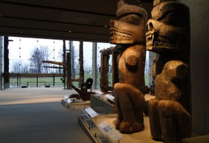 Ein Besuch im Museum of Antrophology in Vancouver
