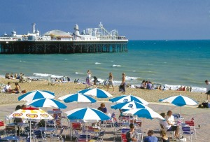 Strand in Brighton
