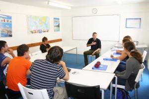 Unterricht in an der EF Sprachschule
