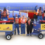 Southwest Airlines bester Flugbegleiter - it`s cool man ....