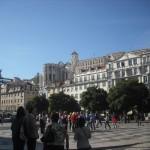 Lissabon - die Stadt an der Mündung des Tejo