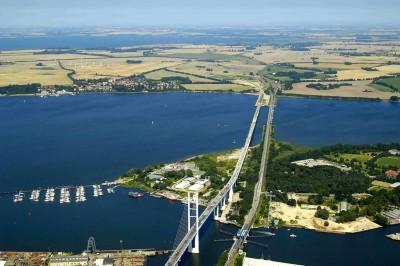 Von Stralsund zum Urlaub nach Rügen