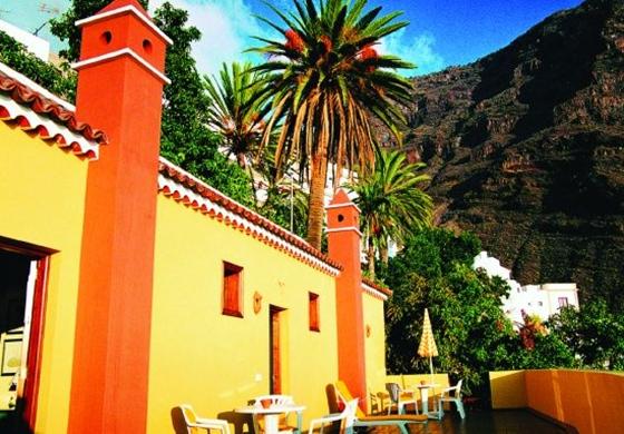 Aktivreisen f r singles nach la gomera for Hotel jardin concha la gomera