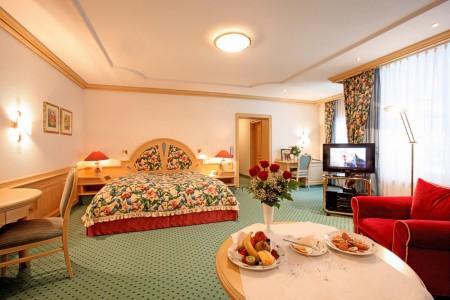 Wellnesshotel im Schwarzwald - Zimmerbeispiel