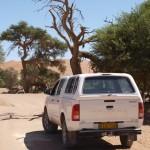 Unsere erlebnisreiche Namibia Mietwagenreise