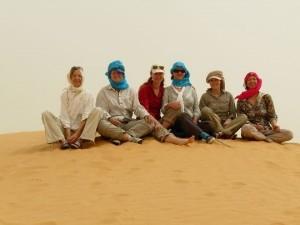 Yoga in Tunesien für Alleinreisende