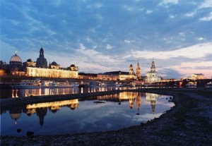 Singlereise an Ostern nach Dresden