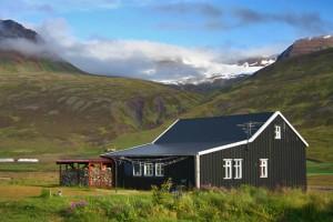 Gästehaus Skeið - Nord-Island